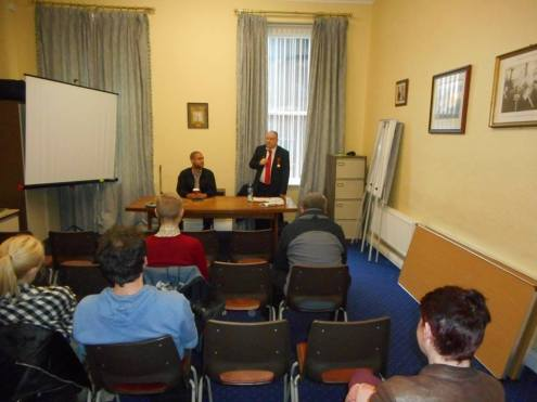 Anniversary of the Day of the Shining Star Public Meeting, 20th February, Dublin